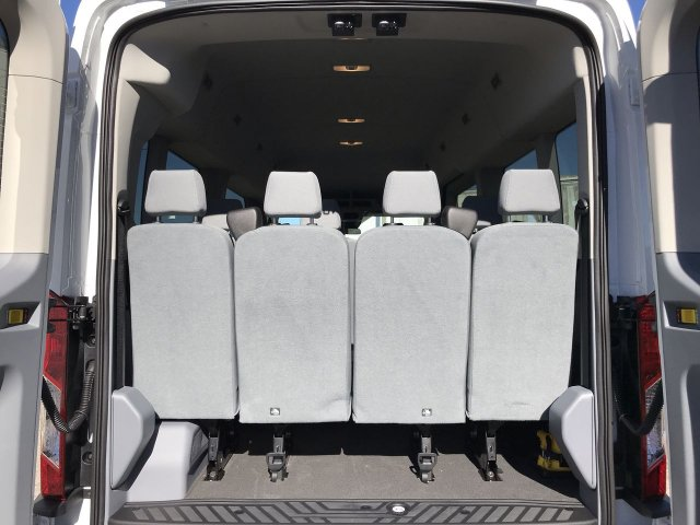 2019 Transit 350 Med Roof 4x2,  Passenger Wagon #KKA10685 - photo 11