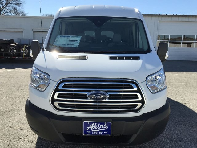2019 Transit 350 Med Roof 4x2,  Passenger Wagon #KKA10685 - photo 7