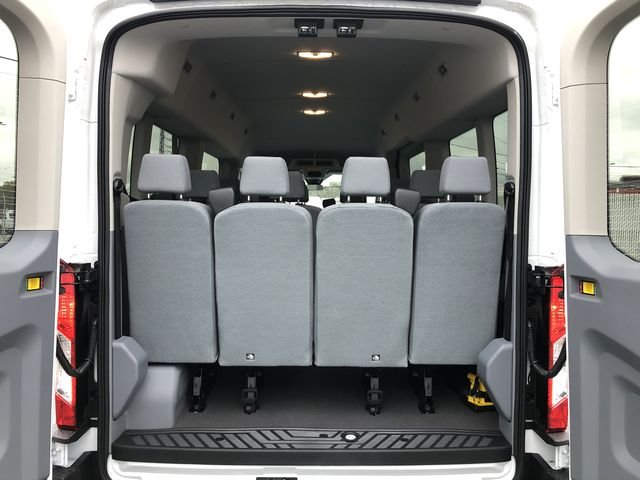 2019 Transit 350 Med Roof 4x2,  Passenger Wagon #KKA10686 - photo 11