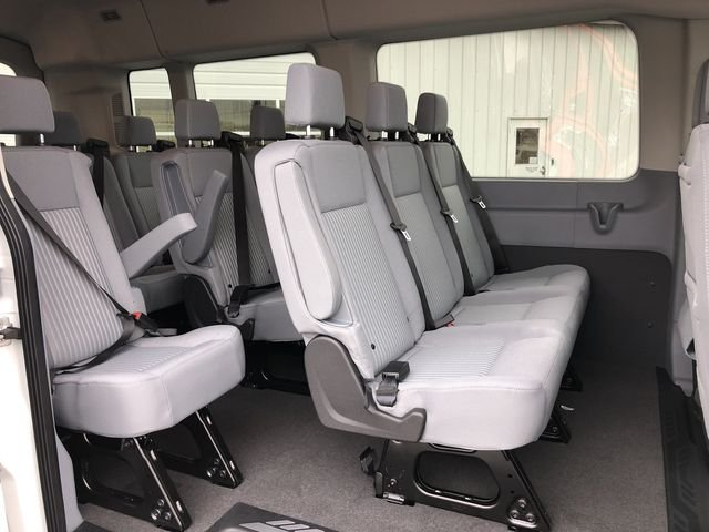 2019 Transit 350 Med Roof 4x2,  Passenger Wagon #KKA10686 - photo 12