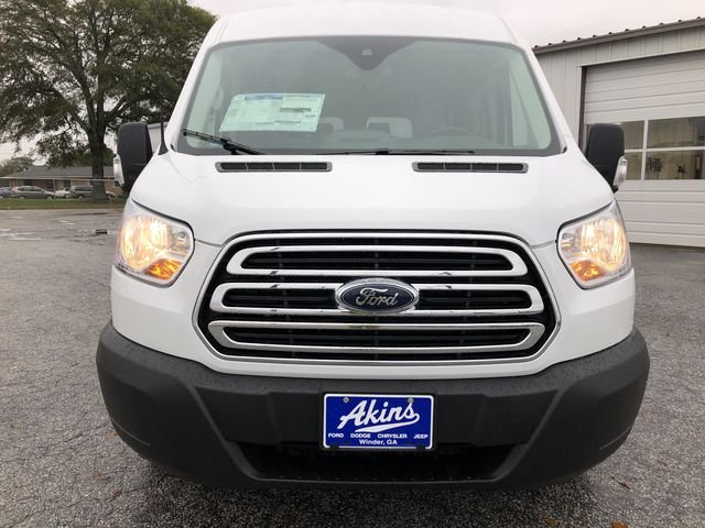 2019 Transit 350 Med Roof 4x2,  Passenger Wagon #KKA10686 - photo 7