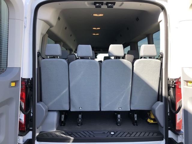 2019 Transit 350 Med Roof 4x2,  Passenger Wagon #KKA13969 - photo 10