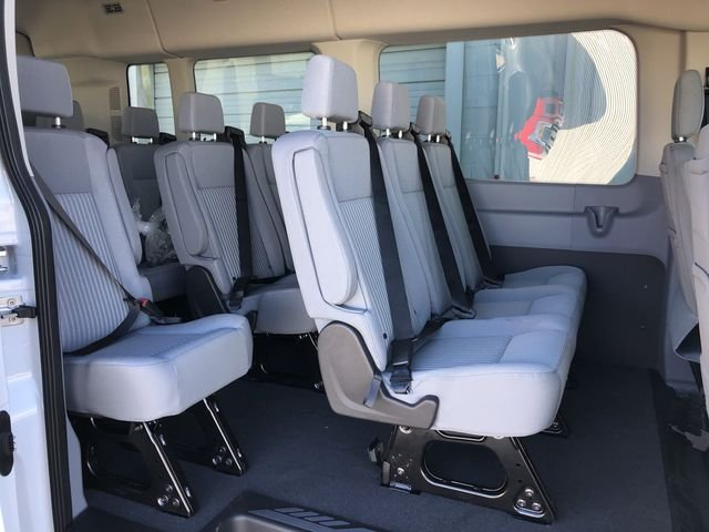2019 Transit 350 Med Roof 4x2,  Passenger Wagon #KKA13969 - photo 11