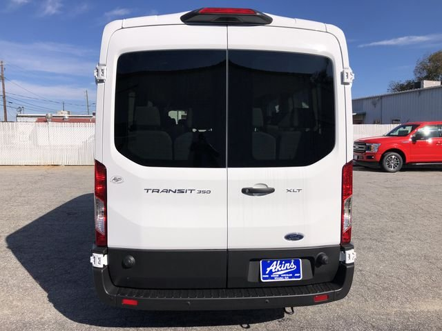 2019 Transit 350 Med Roof RWD,  Passenger Wagon #KKA13969 - photo 3
