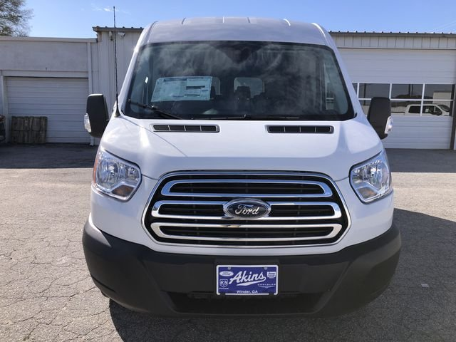 2019 Transit 350 Med Roof 4x2,  Passenger Wagon #KKA13969 - photo 6
