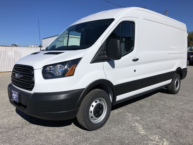 2019 Transit 150 Med Roof 4x2,  Empty Cargo Van #KKA15980 - photo 8