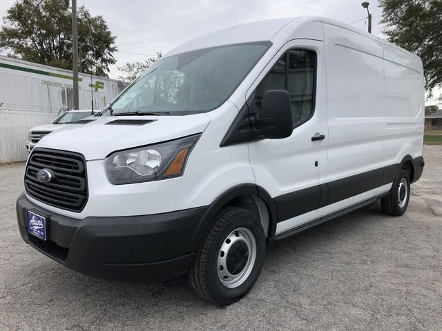 2019 Transit 150 Med Roof 4x2,  Empty Cargo Van #KKA15984 - photo 7