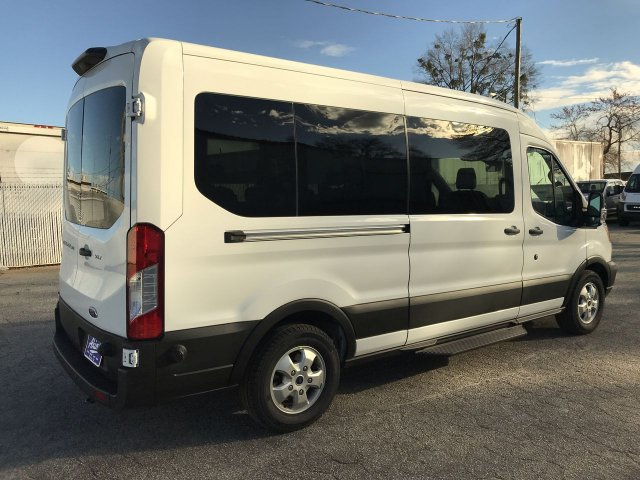 2019 Transit 350 Med Roof 4x2,  Passenger Wagon #KKA25286 - photo 2