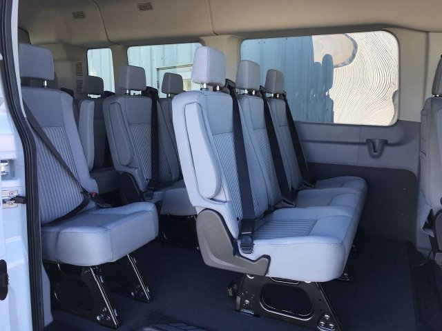 2019 Transit 350 Med Roof 4x2,  Passenger Wagon #KKA34606 - photo 13