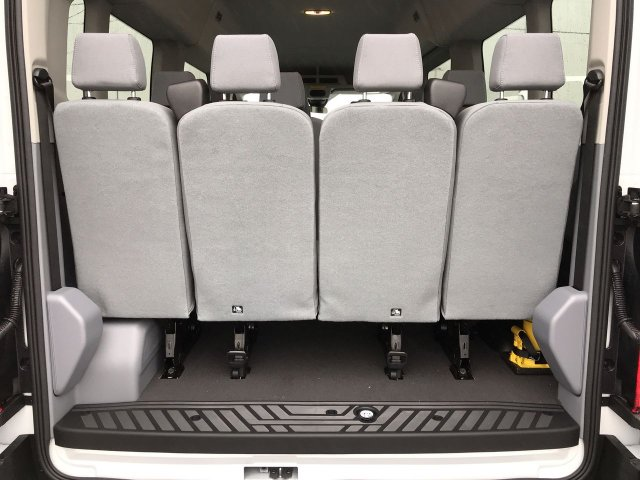 2019 Transit 350 Med Roof 4x2,  Passenger Wagon #KKA34607 - photo 10