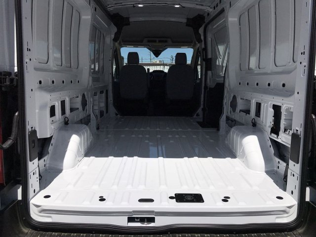 2019 Transit 250 Med Roof RWD,  Empty Cargo Van #KKA73986 - photo 2