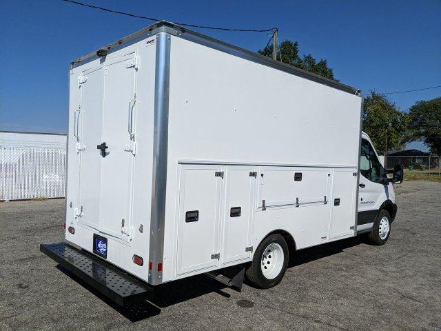 2019 Transit 350 HD DRW RWD, Supreme Cutaway Van #KKB08679 - photo 1