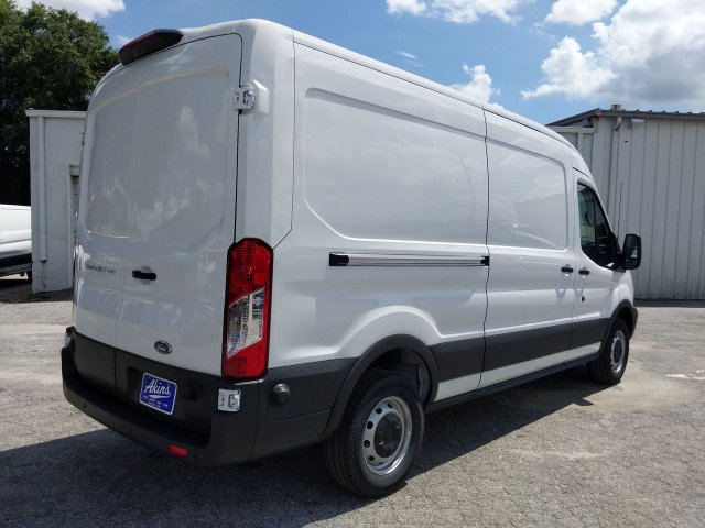 2019 Transit 250 Med Roof RWD,  Empty Cargo Van #KKB14914 - photo 5