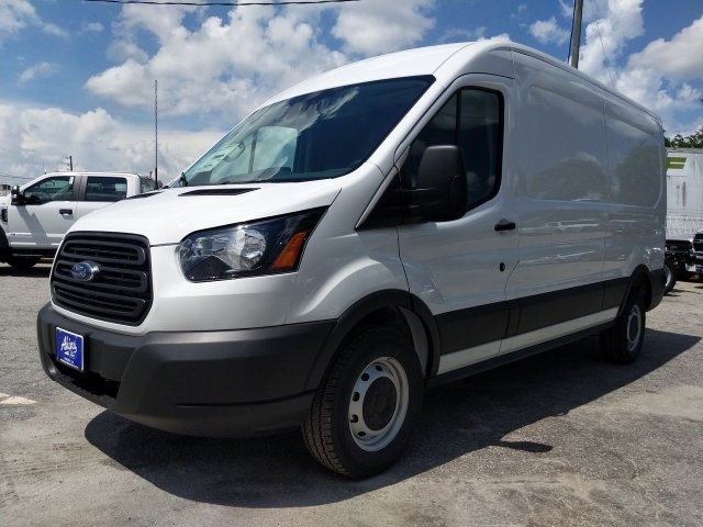 2019 Transit 250 Med Roof RWD,  Empty Cargo Van #KKB14914 - photo 11