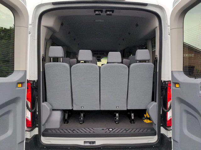 2019 Transit 350 Med Roof RWD, Passenger Wagon #KKB18259 - photo 17