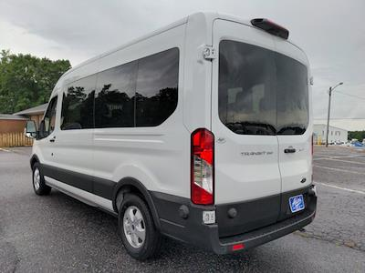2019 Transit 350 Med Roof RWD, Passenger Wagon #KKB18259 - photo 8
