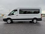 2019 Transit 350 Med Roof RWD, Passenger Wagon #KKB18259 - photo 10
