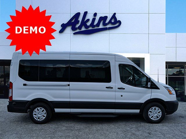 2019 Transit 350 Med Roof RWD,  Passenger Wagon #KKB18261 - photo 1