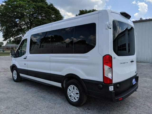 2019 Transit 350 Med Roof RWD,  Passenger Wagon #KKB18261 - photo 9