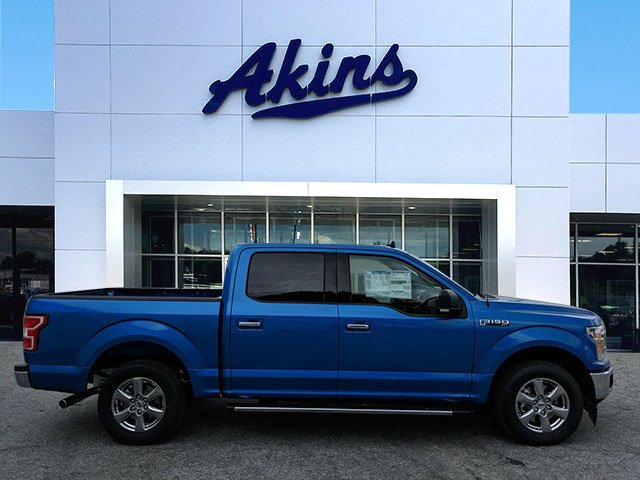2019 F-150 SuperCrew Cab RWD, Pickup #KKE07227 - photo 1