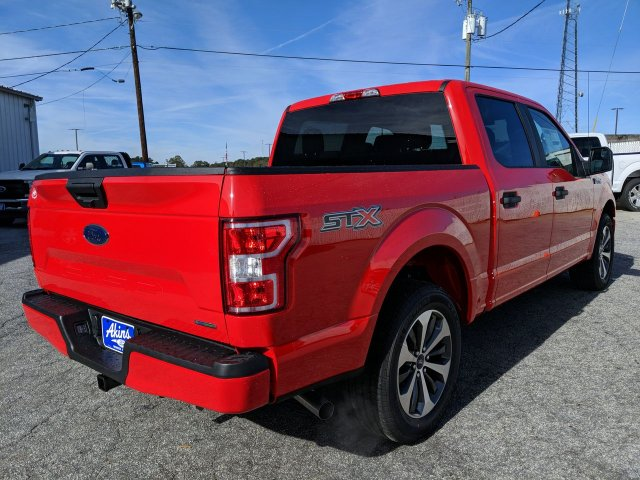 2019 F-150 SuperCrew Cab RWD, Pickup #KKF08339 - photo 1