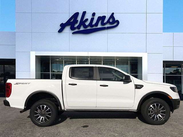 2019 Ranger SuperCrew Cab RWD,  Pickup #KLA07369 - photo 1