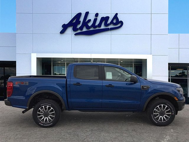 2019 Ranger SuperCrew Cab 4x4,  Pickup #KLA07372 - photo 1