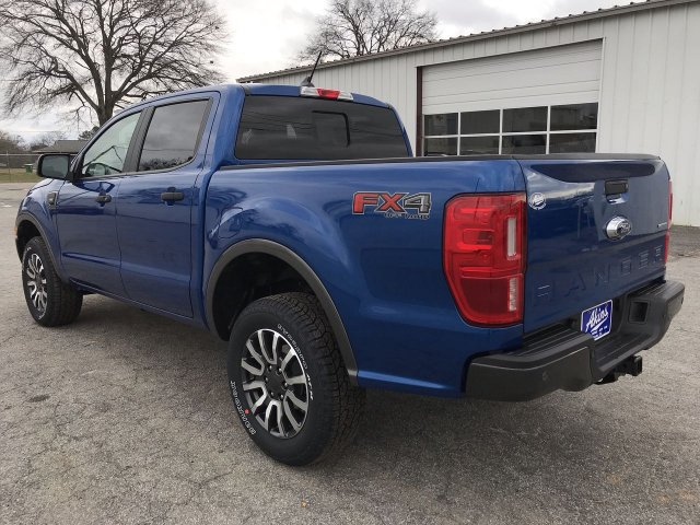 2019 Ranger SuperCrew Cab 4x4,  Pickup #KLA07372 - photo 4