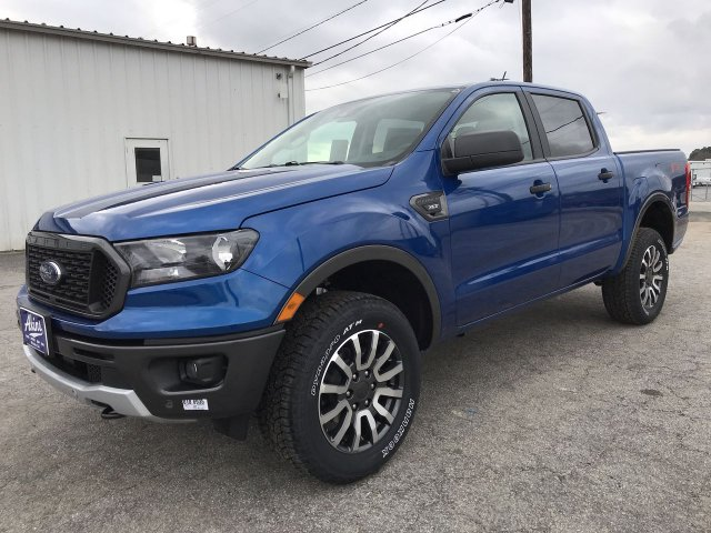 2019 Ranger SuperCrew Cab 4x4,  Pickup #KLA07372 - photo 5