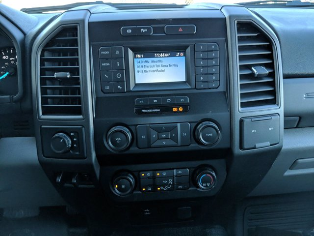2020 Ford F-550 Regular Cab DRW 4x4, Monroe Work-A-Hauler II Platform Body #LDA09593 - photo 14