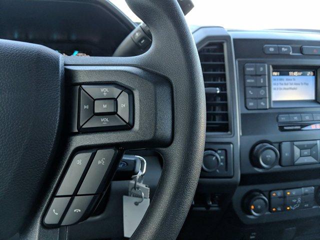 2020 Ford F-550 Regular Cab DRW 4x4, Monroe Work-A-Hauler II Platform Body #LDA09593 - photo 19