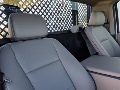 2020 Ford F-550 Regular Cab DRW 4x4, Monroe Work-A-Hauler II Platform Body #LDA09593 - photo 11