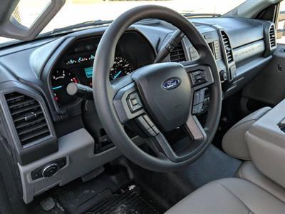 2020 Ford F-550 Regular Cab DRW 4x4, Monroe Work-A-Hauler II Platform Body #LDA09593 - photo 12