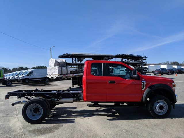 2020 Ford F-450 Super Cab DRW RWD, Miller Industries Wrecker Body #LEC12642 - photo 1