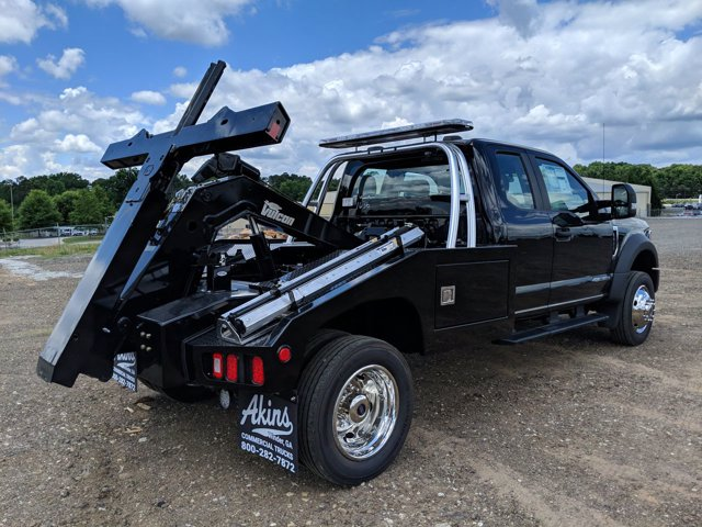 2020 Ford F-450 Super Cab DRW RWD, Miller Industries Wrecker Body #LEC51636 - photo 1