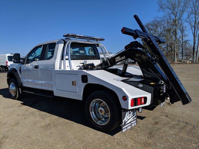 2020 Ford F-450 Super Cab DRW 4x2, Miller Industries Vulcan Wrecker Body #LEC63797 - photo 5