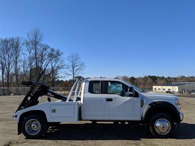 2020 Ford F-450 Super Cab DRW 4x2, Miller Industries Vulcan Wrecker Body #LEC63797 - photo 3