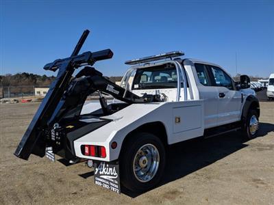 2020 Ford F-450 Super Cab DRW 4x2, Miller Industries Vulcan Wrecker Body #LEC63797 - photo 2