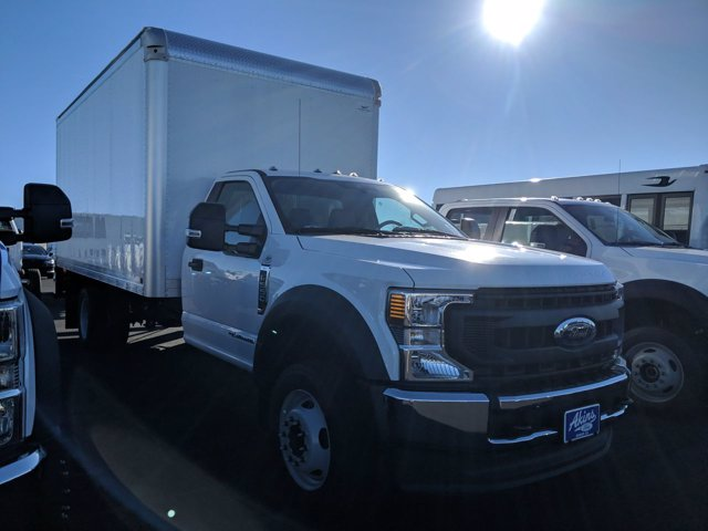 2020 Ford F-550 Regular Cab DRW 4x2, Smyrna Truck Aluminum Dry Freight #LEE11328 - photo 1