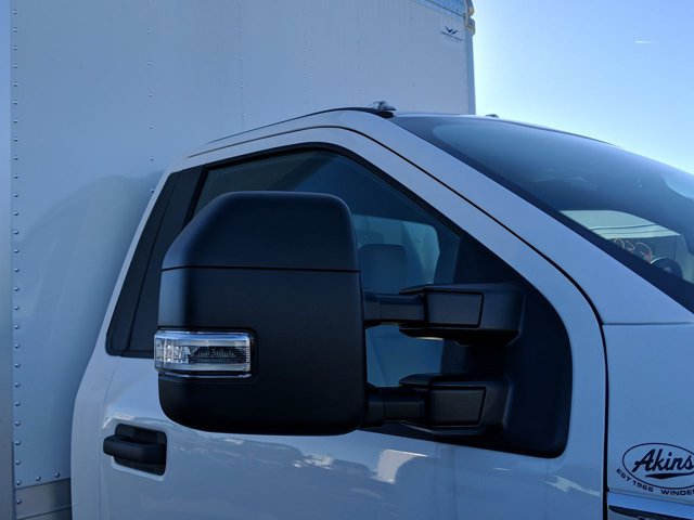 2020 Ford F-550 Regular Cab DRW 4x2, Smyrna Truck Aluminum Dry Freight #LEE11328 - photo 10
