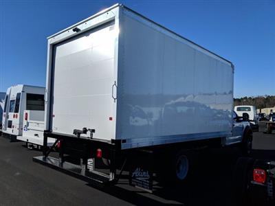 2020 Ford F-550 Regular Cab DRW 4x2, Smyrna Truck Aluminum Dry Freight #LEE11328 - photo 2