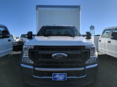 2020 Ford F-550 Regular Cab DRW 4x2, Smyrna Truck Aluminum Dry Freight #LEE11328 - photo 7