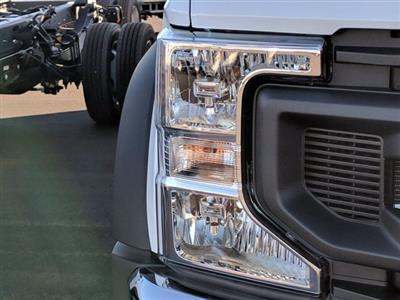 2020 Ford F-550 Regular Cab DRW 4x2, Smyrna Truck Aluminum Dry Freight #LEE11328 - photo 8