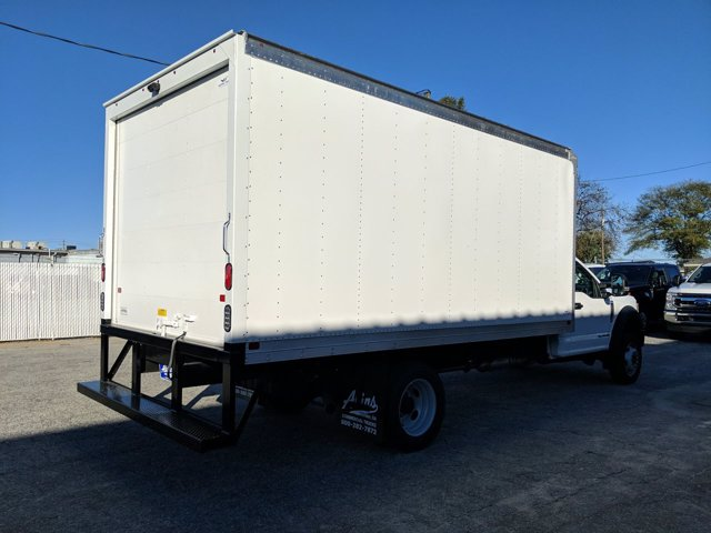 2020 Ford F-550 Regular Cab DRW 4x2, Dry Freight #LEE12042 - photo 1