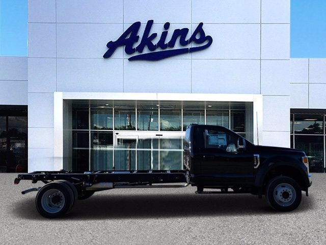 2020 Ford F-550 Regular Cab DRW 4x2, Cab Chassis #LEE88072 - photo 1