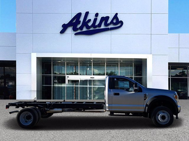 2020 Ford F-550 Regular Cab DRW 4x2, Cab Chassis #LEE88085 - photo 1
