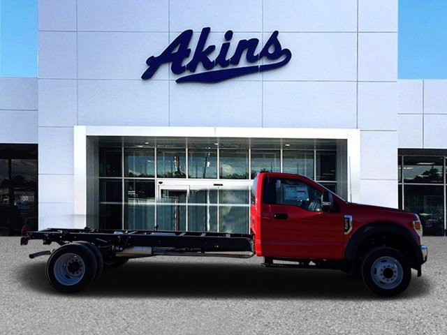 2020 Ford F-550 Regular Cab DRW 4x2, Cab Chassis #LEE88090 - photo 1