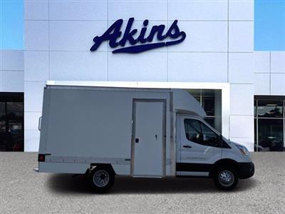 2020 Ford Transit 350 HD DRW 4x2, Utilimaster Utilivan Cutaway Van #LKA46575 - photo 1