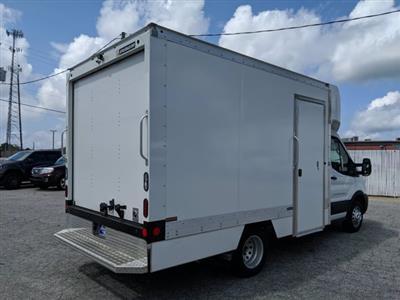 2020 Ford Transit 350 HD DRW 4x2, Utilimaster Utilivan Cutaway Van #LKA46575 - photo 2