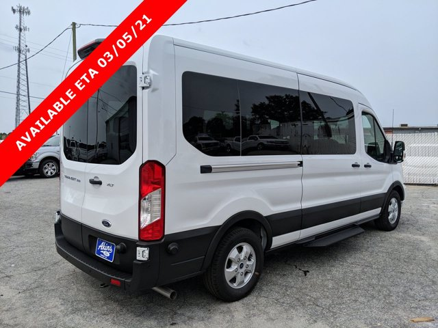 2020 Ford Transit 350 Med Roof 4x2, Passenger Wagon #LKB23797 - photo 1